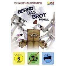 """BERND DAS BROT """"BERND IN HELL- DIE..."""" DVD NEU"""