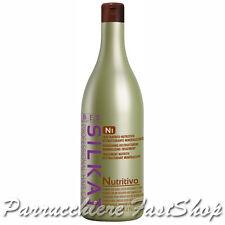 N1 Silkat ® Nourishing Shampoo 1000ml Trattamento Ristrutturante Mineralizzante