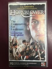 Hornblower - The Examination For Lieutenant VHS tape (drama)