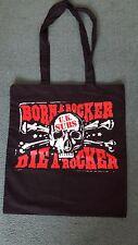 UK SUBS - Born A Rocker - Tote Bag
