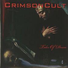 Crimson Cult-Tales Of Doom CD Nouveau neuf dans sa boîte