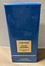 TOM FORD COSTA AZZURRA Eau De Parfum Spray 3.4 oz / 100 ml NIB Sealed Pack