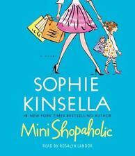 Mini Shopaholic by Sophie Kinsella (2010, CD, Abridged)
