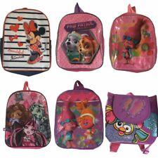 Niños Chicas Mochila de Medio Bolsas Para Niños Trolls Furby Minnie Mouse Paw Patrol