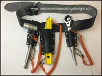 Tethered scaffold belt kit engraved with your details uk supply secure-tools.com