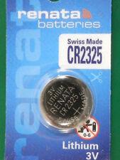 Renata Cr2325 Lithium 3V Swiss Batteries ,1 Pc