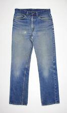 VTG 1970's LEVIS 519 0217 orange tab jeans W32 L30 - Made in USA