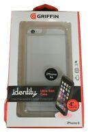 Genuine Griffin Identity Ultra Slim Clear Case iPhone 6s iPhone 6 GB40410 NEW