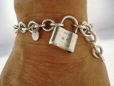Armband Tiffany & Co 925er Silber 1837 Bracciale Bracelet Argento ca. 23,0 g