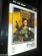 TOMB RAIDER LAST REVELATION GIOCO PER PC