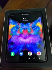 Samsung Galaxy Fold - 512GB - Cosmos Black (AT&T) (Single SIM)