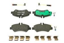 Fits Dodge Freightliner Mercedes Sprinter 2500 Rear Brake Pad Set ATE 0084205120