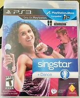 Sing Star + Dance (PS3)....Tested!!