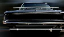 1968 CHARGER GRILL MOLDINGS 2 PCS..  !! CLEARANCE!!
