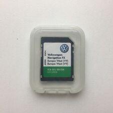 Volkswagen RNS 310 NAVIGATION SD KARTE V9 GPS NAVI 16 LANDKARTE AMUNDSEN