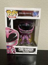 Funko - POP Movies: Power Rangers - Pink Ranger #397 Vinyl Action Figure New