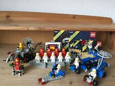 LEGO SPACE CLASSIC Sammlung: 6881 + 6880 + 6844 + 6806 + 6803 + Extrafiguren