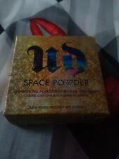 UD Urban Decay  SPACE POWDER Shimmering Powder For Face And Body    0.08 oz. NIB