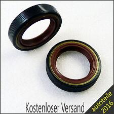 2x Wellendichtung Simmering Nockenwelle für Audi Seat Skoda VW Golf 038103085C
