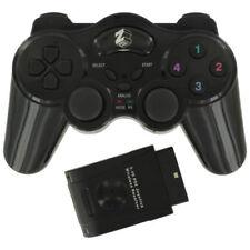 Manettes de jeu de jeu Sony PlayStation 2-Original pour jeu vidéo et console