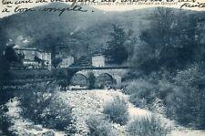 Carte NOTRE DAME DE LA ROUVIERE Le Mazel Pont sur l'Hérault au Gasquet