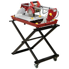 "NEW 1.5 HP 7"" Bridge Tile Wet Saw Ceramic Quarry Marble"