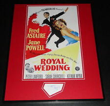 Jane Powell Signed Framed 16x20 Photo Poster Display Royal Wedding