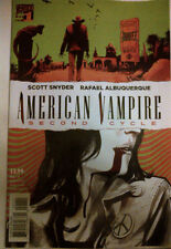 AMERICAN VAMPIRE : SECOND CYCLE #1 2014