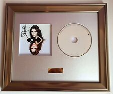 PERSONALLY SIGNED//AUTOGRAPHED M.A.D M.A.D CD FRAMED PRESENTATION RARE