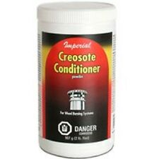 NEW IMPERIAL KK0154  2LB POWDER CREOSOTE REMOVER CONDITIONER CHIMNEY TREATMENT
