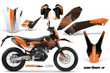 Decal Graphic Kit Wrap For KTM Adventurer 690 Supermoto Enduro 2008-2015 CX ORNG