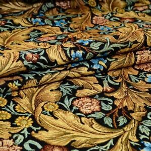 Bedspread Tapestry Style William Morris