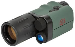 ATN Night Trek 3x Gen1+ Night Vision Monocular + Case *NEW* (binoculars/scope)