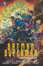 Superman/Batman - Chi vincerà? - dc comics - LION - NU4