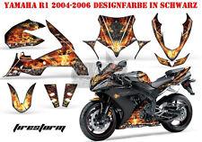 AMR RACING DEKOR GRAPHIC KIT YAMAHA YZF R1, XT 1200 TENERE Z/ZE FIRESTORM B