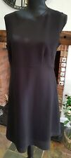 ladies black dress size 16 F&F
