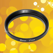 35mm to 37mm 35-37 mm Male to Female Step-Up Lens Coupling Ring Adapter Adaptor