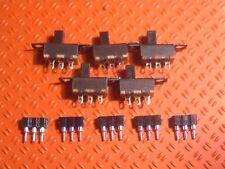 5 Schalter und Ladeb. für. z. B. Faller Car System