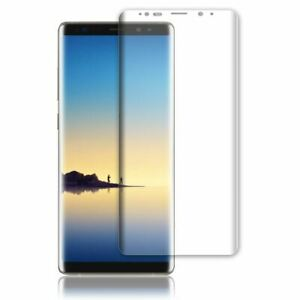 10X CLEAR CURVED SCREEN PROTECTOR GUARD FILM COVER FOR SAMSUNG GALAXY Note 8