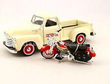 Maisto 1/24 Echelle Harley-davidson - 1950 Chevrolet 3100 Pickup BN 32194cr