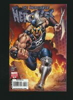 The Incredible Hercules #124, Variant Cover, High Grade