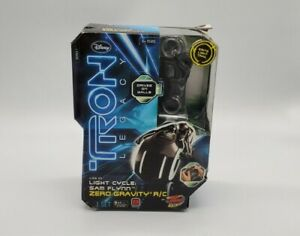 Tron Legacy - R/C Light Cycle CLU / Disney  rc Sam Flynn Air Hogs Boxed
