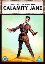 Calamity Jane (DVD) Doris Day, Howard Keel, Allyn Ann McLerie, Philip Carey