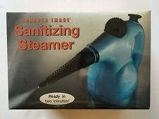 NEW Sharper Image Sanitizing Steamer 15 Attachments (SR370)