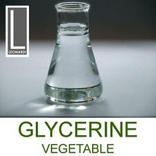 PURE VEGETABLE GLYCERINE / GLYCERIN USP 99.7% Pharmaceutical Grade 1 kg