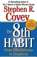 The 8th Habit: From Effectiveness to Greatness, Stephen R. Covey, Good Book