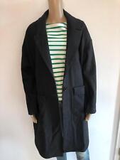 Reeken Maar - Marteau Manteau en Noir Classique Neuf Taille 42 XL 1861o