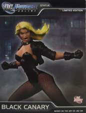 BLACK CANARY ONLINE SERIES STATUE BY JIM LEE BY DC COMICS (FACTORY SEALED, MIB)