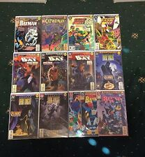 BATMAN KNIGHTS QUEST 38 ISSUE SET SEARCH CONCLUSION CRUSADE