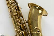 209,xxx Selmer Mark VI Tenor Saxophone, Just Serviced, Video